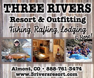 Three Rivers Resort & Outfitting : Colorado Resort.