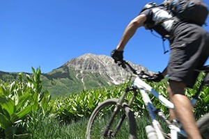 Rim Tours:  Mountain Bike Outfitter since 1985 :: All-Inclusive Guided Tours & Bikes. The Butte - one of the best places you will ever ride, period. Pristine singletrack: Pearl Pass, Paradise Divide, Teocalli Ridge.