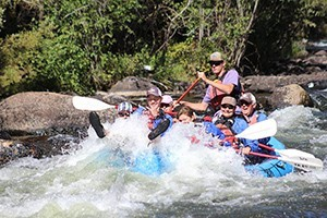 Three Rivers Resort & Outfitting :: Taylor River Float and Whitewater trips daily from May – Sept. We offer exclusive packages that include rafting, fishing, lodging, zip lining, & more.
