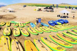 Wheelies and Waves - SUP, Kayak & Tube Rentals
