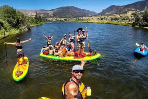 Tubes, SUP, Motorcycle, Kayak & Bike Rentals