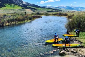Outdoor Rentals: SUP, Kayak, Tubes, Bikes & More