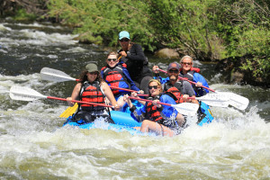 3 Rivers Resort - Taylor River Rafting & Fishing