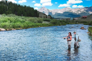 Crested Butte rafting, fishing tours | 3 Rivers