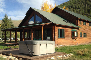 Crested Butte mountain retreat | 3 Rivers Resort