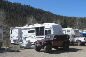 Crested Butte RV Park | 3 Rivers Resort
