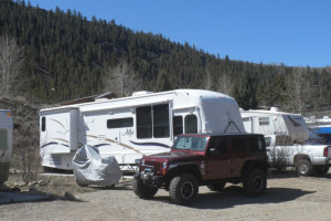 Crested Butte RV Park | 3 Rivers Resort