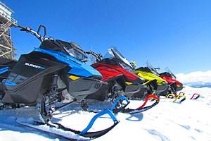 Snowmobile Rentals near Crested Butte Resort