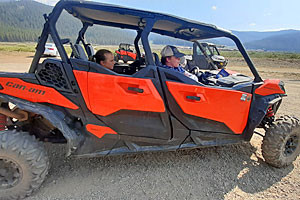 ATV Rentals to enjoy Forest Service Trails