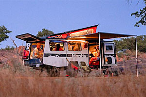 Mantis Adventure Camp Trailers - See our Video
