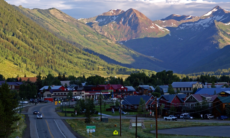 Crested butte colorado travel guide trip planning info for Planning colorado vacation