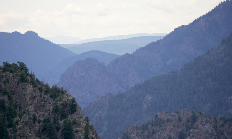 Black canyon of the gunnison national park colorado for Crested butte fishing