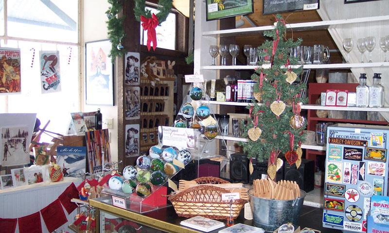 Store at the Crested Butte Mountain Heritage Museum
