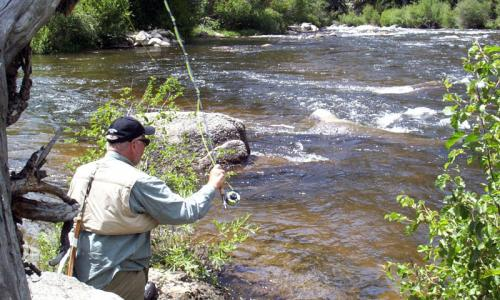 Taylor river colorado fly fishing camping boating alltrips for Taylor fly fishing
