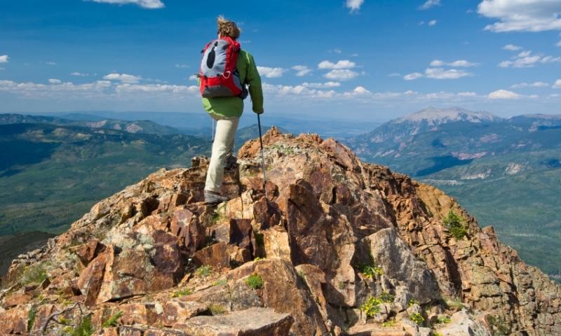 West Elk Mountains Colorado