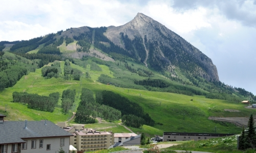 Crested Butte Ski Resort Colorado