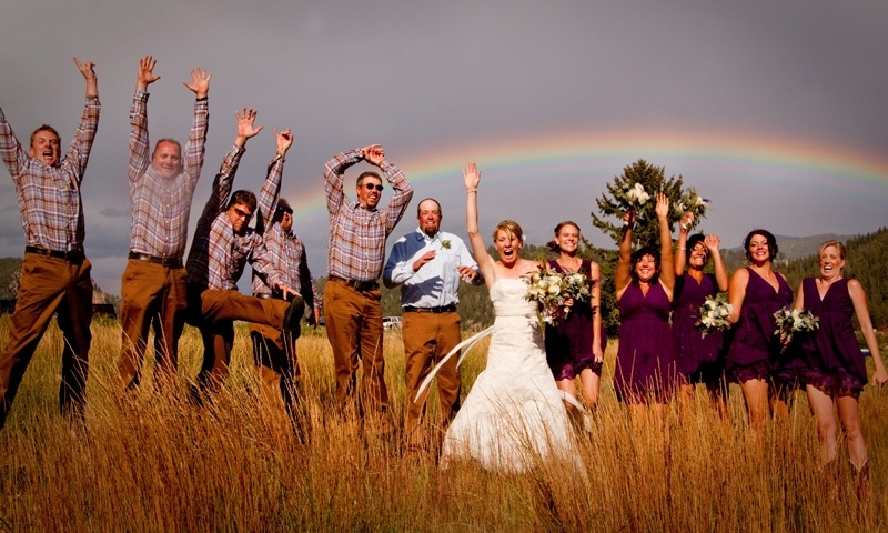 Crested Butte Colorado Wedding