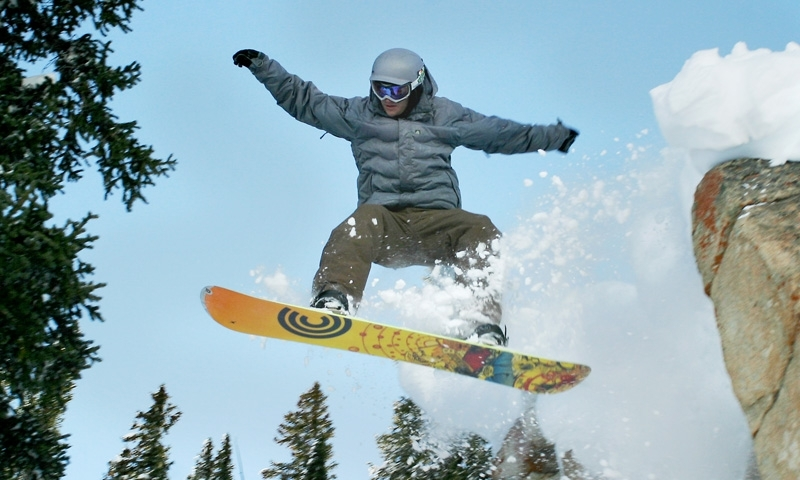 Crested Butte Snowboarding