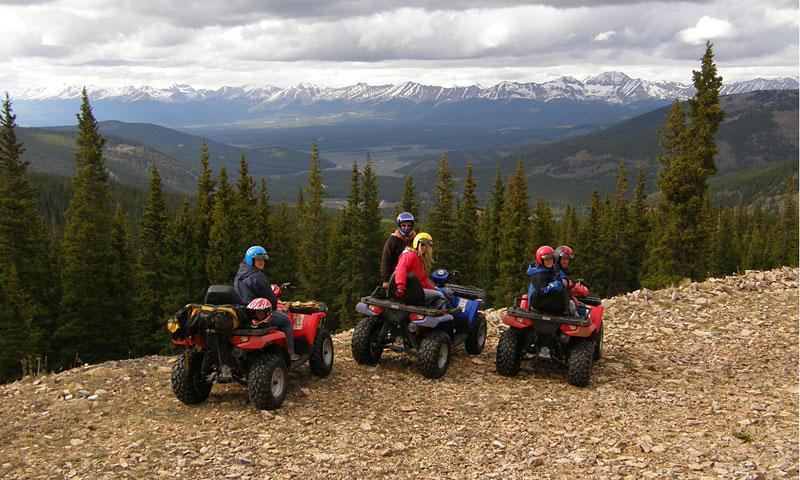 ATV Rides in Crested Butte