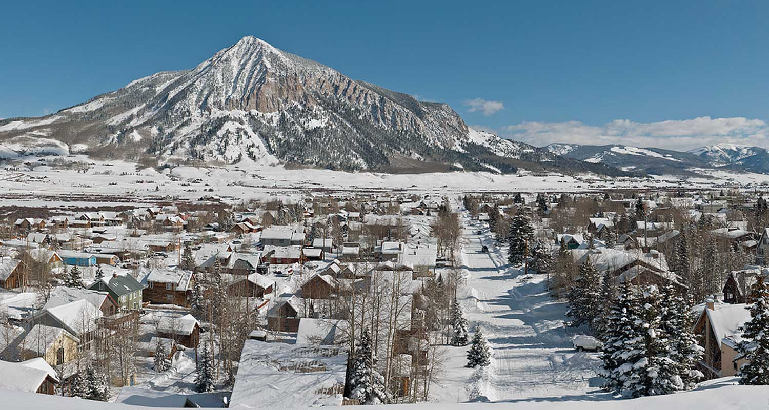 AllCrestedButte.com Winter Packages